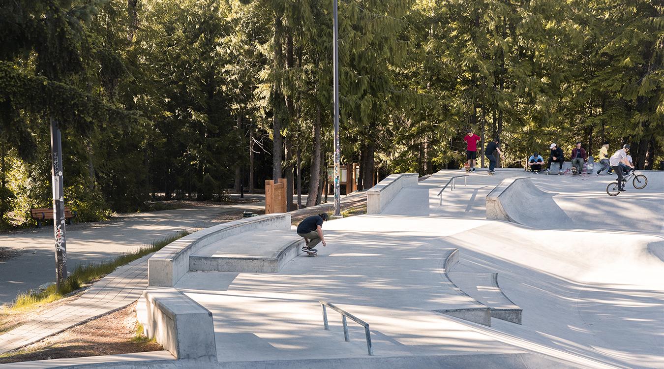 Skatepark 2 1350X750